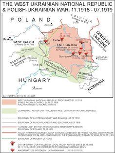 (1918-1919) Polish-Ukrainian War