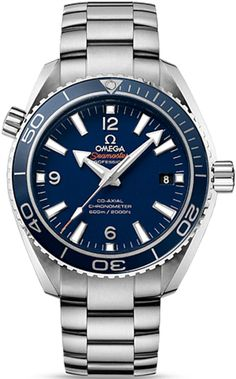 232.90.42.21.03.001  NEW OMEGA SEAMASTER PLANET OCEAN MENS WATCH  IN STOCK   - FREE Overnight Shipping | Lowest Price Guaranteed    - NO SALES TAX (Outside California)- WITH MANUFACTURER SERIAL NUMBERS- Blue Dial- Blue Ceramic Bezel- Self Winding Automatic Chronometer Co-Axial Movement- Sapphire Crystal Exhibition Case Back - 4 Year Warranty - Guaranteed Authentic- Certificate of Authenticity- Manufacturer Box