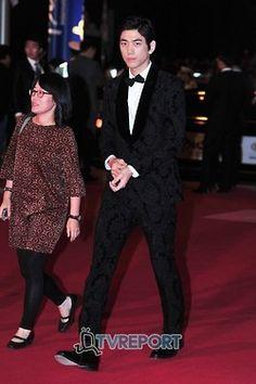 sung joon -- 17th Busan International Film Festival Opening Ceremony