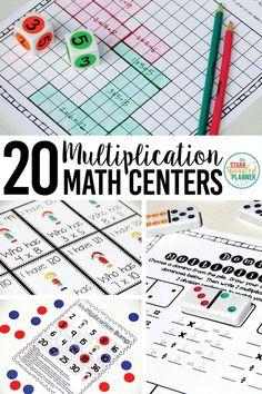 20 Fun Multiplicatio