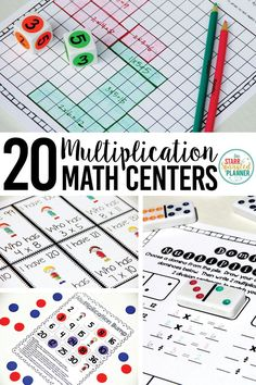 20 Fun Multiplicatio
