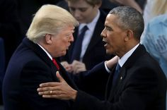 """Obama Calls Trump's Plan To Phase Out DACA """"Cruel"""""""