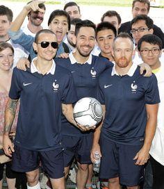 Linkin Park Chester Bennington Mike Shinoda Dave Farrell