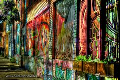 Don't forget to enter the photo contest!  Checkout Winner #1 - San Francisco Graffiti ~ Tracy Counts