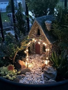 If you are looking for Diy Fairy Garden Design Ideas, You come to the right place. Below are the Diy Fairy Garden Design Ideas. This post about Diy Fairy. Indoor Fairy Gardens, Fairy Garden Houses, Gnome Garden, Miniature Fairy Gardens, Diy Fairy House, Fairy Tree Houses, Fairy Gardening, Fairies Garden, Container Gardening