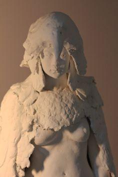 Dream Spirit  Ceramic sculpture by Misha