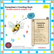 Honeybee's Silly Rhyme - Honey bee facts, number names and symbols - Teacha! Honey Bee Facts, Drone Bee, Counting Books, Kids Poems, Rhyming Words, Rap Songs, Teaching Resources, Audio Books