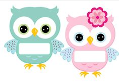 Owl classroom - Wchodząc do klasy Owl Labels, Kids Labels, Little Monster Party, Owl Theme Classroom, Boarders And Frames, Owl Clip Art, Cardboard Box Crafts, School Labels, Quilt Labels