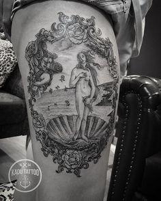 Venus !!!! . Contato para orçamento e agendamento no tel 27 999805879 com Bruno de segunda a sexta de 8 as 18 hs . Snap : kadutattoo . #kadutattoo #tattoo #tattoos #tatuagem #tatuagens #venus #doteork #doworktattoo
