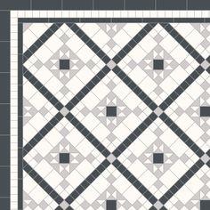 London Mosaic - Inga