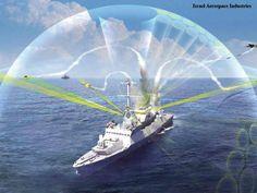 Israel / Sistema de misiles indo-israelí  Barak 8 realiza con éxito prueba en el Océano Índico