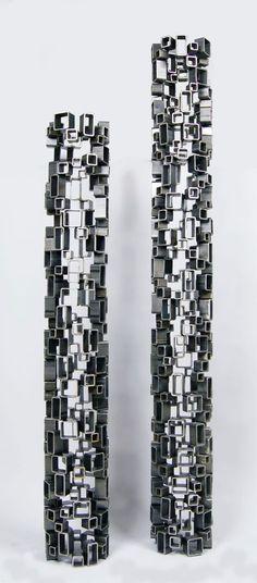 markcastatorart: Spectrum II 2010 Steel Mark Castator #scrap_metal фрагментация