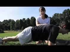 Stability and Mobility for Healthy Natural Running - YouTube
