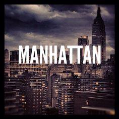 Manhattan (Overlay), New York City