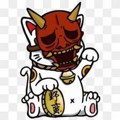 Tattoo Sketches, Art Sketches, Lucky Cat Tattoo, Japanese Cat, Cool Tats, Cat Logo, Estilo Anime, Maneki Neko, Sketch Inspiration