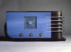 Art Deco Streamline Radio by Walter Teague for Sparton Co.1926. @Deidra Brocké Wallace