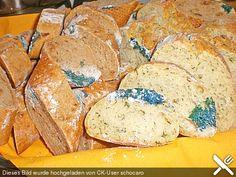 Schimmeliges Brot
