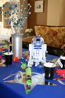 Party Wishes: Star Wars Party