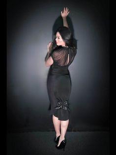 Lingerie Skirt | Kiss Me Deadly