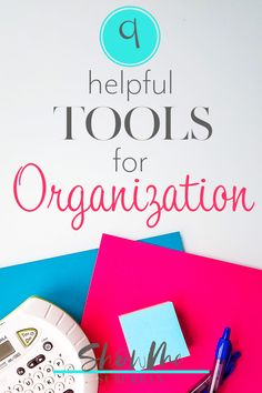 A successful organizing project starts with the right tools for organization. Learn essential organizing tools, plus simple tips and tricks to make the best use of each organizing tool! #organizing #organization #organizinghacks Office Supply Organization, Paper Organization, Organizing Tools, Refrigerator Organization, Organisation Ideas, Kitchen Organization, Cheap Office Supplies, Basement Paint Colors, Cubicle Makeover