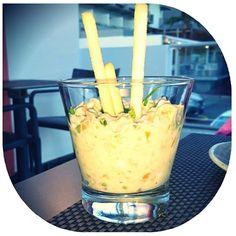 Tuna salad #tapasycopas #tapas #tunasalad #foodblog #foodstagram #Funchal #madeira