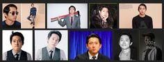 Steven Yeun Click visit the facebook page for more info Steven Yeun, Walking Dead Cast, It Cast, Facebook