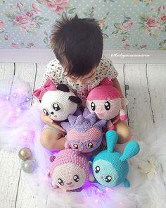 Малышарики ❤️ игрушка 1500р, при заказе всех персонажей скидка #малышарики #крошик #панда #нюша #игрушкаручнойработы #игрушкакрючком #игрушкадлямалыша #подарок #подарокмалышу #подарокдевочке #кукларучнойработы #пупсик #вяжутнетолькобабушки #вязаниекрючком #амигуруми #weamiguru #дваждымама #почтимама #беременяшка #длямалышей #куклы#knitting #мымалышарики #fabbyfeed#мимими #длямалышей #погремушкакрючком #ялюблюсвоюсемью #crochet #crocheting#instaknitt