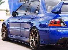 Mitsubishi Lancer Evolution #Rocketbunny lover? #JDM obsessed? #Rvinyl thinks you're in good company...