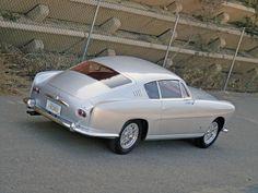 1954 Alfa Romeo 1900C SS Ghia Coupe Speciale