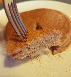 Panquecas de gengibre e canela   O Vegetariano Pudding, Breakfast, Desserts, Food, Pancake, Canela, Vegetarian, Recipes, Morning Coffee