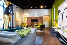 Interior by Monique des Bouvrie. Showroom in Het Arsenaal 2016 |  #interiordesign #interieur