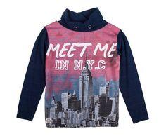 """Rumbl! longsleeve """"meet me in NYC"""" € 31,95"""