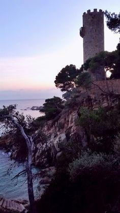 Torre Valentina -Platja d'Aro