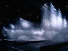 Interactive Installation, Light Installation, Fiber Optic Lighting, Mystique, Light And Space, Scenic Design, Stage Design, Lake View, Light Art