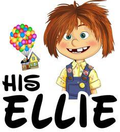 UP Carl and Ellie Couples Disney Raglan Jersey Disney T-shirts, Disney Pixar Cars, Disney Fan Art, Cute Disney, Disney Pics, Up Carl Y Ellie, Up Imagenes, Disney Addict, Fb Covers