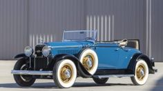 Buick 96C Convertible Coupe – 1931