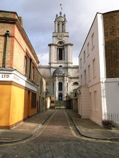 St Anne Limehouse | St Anne's Limehouse (1714-30), by Nichol… | Flickr