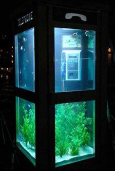 PhoneBox Aquarium