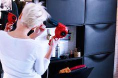 9 Tidy and Stylish Storage Hacks Using IKEA Shoe Cabinets: Stack Them Up