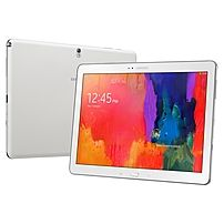 "Samsung Galaxy NotePRO SM-P900 32 GB Tablet - 12.2"" - Wireless LAN - Quad-core (4 Core) 1.90 GHz - White - 3 GB RAM - Android 4.4 KitKat - Slate - 2560 x 1600 16:10 Display - Bluetooth - GPS - 1 x Total USB Ports - Front Camera/Webcam - 8 Megapixel Rear C"