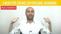 3 Modi Per Farti Notare Sal Chiarenza - Consulente Facebook Marketing Expert & Ossessionato di Crescita Personale. #SALCHIARENZA @ http://salchiarenza.com/