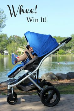 Britax Affinity #Stroller in color combo of your choice! Ends 8/31! #giveaway #babygear