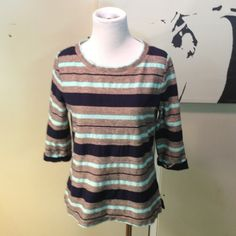 J Crew Top J Crew top from the 2015 collection. Great condition J. Crew Tops