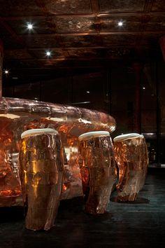 Copper Bar, London by Christopher Jenner