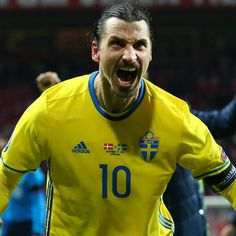 Zlatan Ibrahimovic Trolls All of Denmark After Guiding Sweden to Euro 2016
