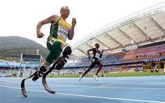 Oscar Pistorius - inspirational