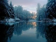 Winter in Washington State by Blankar