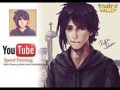 stardew valley sebastian   Fan Art: Sebastian from Stardew Valley - YouTube