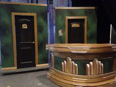 Theatrical sets, Thoroughly Modern Millie set