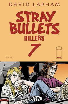 #DavidLapham #Comics #StrayBullets Killers 7 Cover https://www.facebook.com/DevilComics
